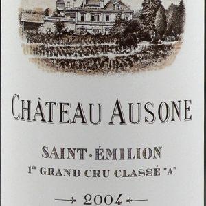 欧颂酒庄红葡萄酒(Chateau Ausone, Saint-Emilion Grand Cru Classe, France)