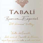 达百利特酿混酿干红葡萄酒(Tabali Reserva Especial Red Blend,Limari Valley,Chile)