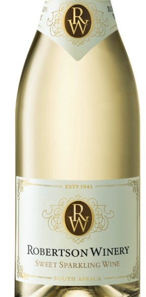罗宾逊甜白起泡酒(Robertson Winery Sweet White Sparkling Wine,Robertson,South ...)