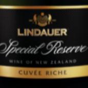 林道尔特别珍藏里奇特酿起泡酒(Lindauer Special Reserve Cuvee Riche,New Zealand)