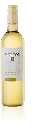 诺顿年轻特浓情干白葡萄酒(Bodega Norton Varietales Jovenes Torrontes,Lujan de Cuyo,...)