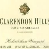 克拉伦敦山希金博特园老藤歌海娜干红葡萄酒(Clarendon Hills Hickinbotham Vineyard Old Vine Grenache, Clarendon, Australia)