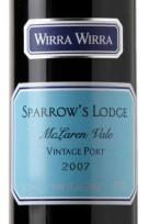 """威拿""""麻雀小屋""""波特酒(Wirra Wirra Sparrow's Lodge Port,McLaren Vale,Australia)"""