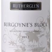 路斯格兰伯戈因区干红葡萄酒(Rutherglen Estates Burgoyne's Block,Rutherglen,Australia)
