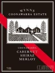 酝思酒庄赤霞珠-西拉-梅洛干红葡萄酒(Wynns Coonawarra Estate Cabernet-Shiraz-Merlot,Coonawarra,...)