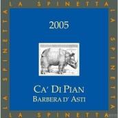 La Spinetta Ca di Pian,Barbera d'Asti DOCG,Italy