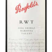 奔富RWT西拉干红葡萄酒(Penfolds RWT Shiraz,Barossa Valley,Australia)