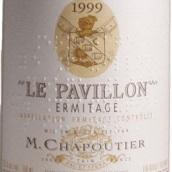 莎普蒂尔帕威龙干红葡萄酒(M.Chapoutier Le Pavillon,Ermitage,France)