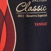 萨尔顿酒庄经典特选珍藏丹娜干红葡萄酒(Salton Classic Reserva Especial Tannat,Bento Goncalves,...)