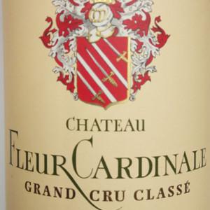 卡汀娜之花酒庄红葡萄酒(Chateau Fleur Cardinale,Saint-Emilion Grand Cru Classe,...)