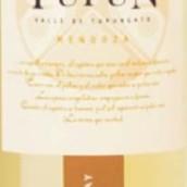 杜普姆霞多丽-维欧尼混酿干白葡萄酒(Bodega del Tupun Chardonnay-Viognier,Mendoza,Argentina)