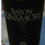 京士柏男爵赤霞珠红葡萄酒(Baron Kinsmore Easte Cabernet Sauvignon,Lotue Valley,Chile)