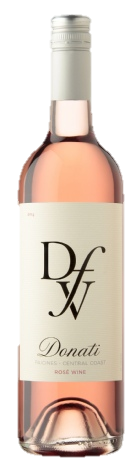 多纳提家族赤霞珠干型桃红葡萄酒(Donati Family Vineyard Cabernet Sauvignon Rose,Paicines,USA)