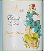 利达民艾丽10马蒂尔达斯梦想莫斯卡托干白葡萄酒(Lindeman's Eliza's Ten Matildas Dream Moscato,South Eastern...)