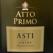 第一乐章阿斯蒂起泡酒(Atto Primo Asti DOCG,Piedmont,Italy)