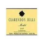 克拉伦敦山梅洛干红葡萄酒(Clarendon Hills Merlot, Clarendon, Australia)