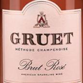 格鲁特酒庄干型桃红葡萄酒(Gruet Winery Brut Rose,New Mexico,USA)