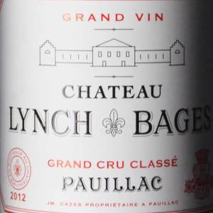 靓茨伯庄园红葡萄酒(Chateau Lynch-Bages,Pauillac,France)