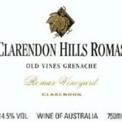 克拉伦敦山罗马斯园老藤歌海娜干红葡萄酒(Clarendon Hills Romas Vineyard Old Vine Grenache, Clarendon, Australia)