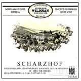伊贡米勒雷司令白葡萄酒(QbA)(Egon Muller - Scharzhof Riesling QbA, Mosel, Germany)