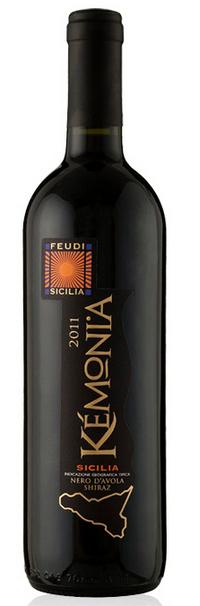复活节酒庄西西里岛卡里斯黑珍珠干红葡萄酒(Pasqua Feudi di Sicilia Kalis Nero D'avola IGT,Sicily,Italy)