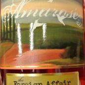 外事酒庄艾玛桃红葡萄酒(Foreign Affair Amarose,Niagara Peninsula,Canada)