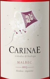 卡瑞尼马尔贝克桃红葡萄酒(Carinae Rosado Malbec, Mendoza, Argentina)