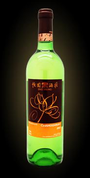怡园精选霞多丽干白葡萄酒(Grace Vineyard Premium Chardonnay,Shanxi,China)