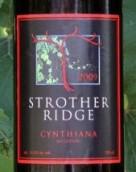斯特赫斯酒庄斯特罗瑟诺顿干红葡萄酒(Stonehaus Farms Vineyard&Winery Strother Ridge Cynthiana,...)