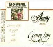 阿米蒂佳美干红葡萄酒(Amity Vineyards Gamay Noir,Willamette Valley,USA)