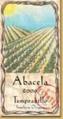 阿坝塞拉丹魄园干红葡萄酒(Abacela Tempranillo Estate,Umpqua Valley,USA)