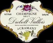 德保瓦勒声望干型香槟(Diebolt-Vallois Prestige a Cramant Brut,Champagne,France)