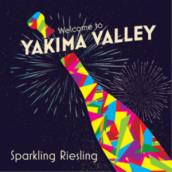 华盛顿豪饮雷司令半甜型起泡酒(Drink Washington State Winery Sparkling Riesling,Yakima ...)