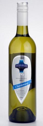 艾芬豪酒庄霞多丽干白葡萄酒(Ivanhoe Wines Chardonnay,Hunter Valley,Australia)