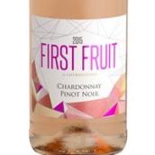 劳伦斯堡初果霞多丽-黑皮诺混酿桃红葡萄酒(Lourensford First Fruit Chardonnay-Pinot Noir,Stellenbosch,...)