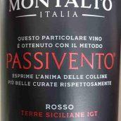 蒙塔尔托男爵帕西文托干红葡萄酒(Barone Montalto Passivento Rosso Terre Siciliane IGT,Sicily,...)