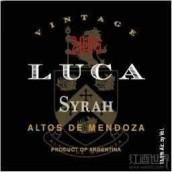 卢卡西拉干红葡萄酒(Luca Syrah,Mendoza,Argentina)