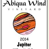艾比卡风酒庄木星甜型桃红葡萄酒(Abiqua Wind Vineyard Jupiter Rose,Willamette Valley,USA)