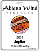 艾比卡风酒庄木星甜型桃红葡萄酒(Abiqua Wind Vineyard Jupiter Rose,Willamette Valley,USA)