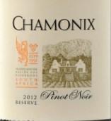 榭蒙尼珍藏黑皮诺干红葡萄酒(Chamonix Reserve Pinot Noir,Franschhoek Valley,South Africa)