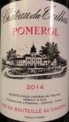泰勒庄园红葡萄酒(Chateau du Tailhas, Pomerol, France)