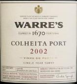 辛明顿家族华莱仕年份波特酒(Symington Family Warre's Colheita Port, Douro, Portugal)