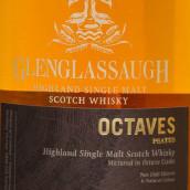 格兰格拉索八度泥煤型苏格兰单一麦芽威士忌(Glenglassaugh Octaves Peated Single Malt Scotch Whisky,...)