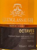 格兰格拉索八分之一桶泥煤型苏格兰单一麦芽威士忌(Glenglassaugh Octaves Peated Single Malt Scotch Whisky,...)