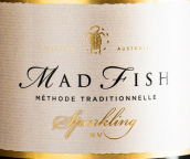 布奇家族酒庄狂鱼起泡白葡萄酒(Burch Family MadFish Vera's Cuvee Sparkling White, Great Southern, Australia)