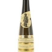 温巴赫金牌琼瑶浆精选颗粒贵腐甜白葡萄酒(Domaine Weinbach Gewurztraminer Cuvee d'Or Quintessence de ...)