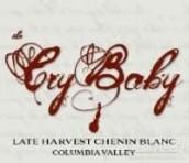 高曼晚熟白诗南干白葡萄酒(Gorman Cry Baby Late Harvest Chenin Blanc, Columbia Valley, USA)