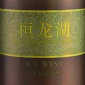 桓龙湖经典白冰葡萄酒(Huan Long Hu Classic White Icewine,Huanren,China)