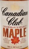 加拿大俱乐部主席精选枫木利口酒(Canadian Club Chairman's Select Maple Liqueur, Ontario, Canada)
