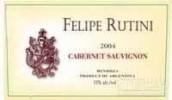 露迪尼汝帝尼赤霞珠干红葡萄酒(Rutini Wines Felipe Rutini Cabernet Sauvignon, Mendoza, Argentina)
